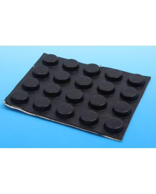 Patas de goma 3M (Pack por 4 unidades)