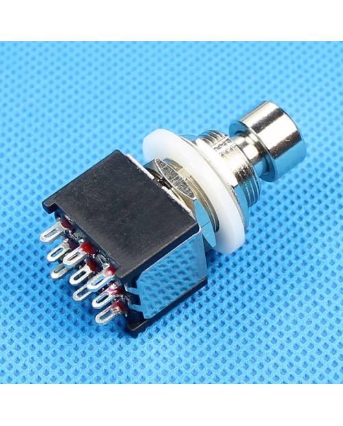 Pulsador 3PDT Mini