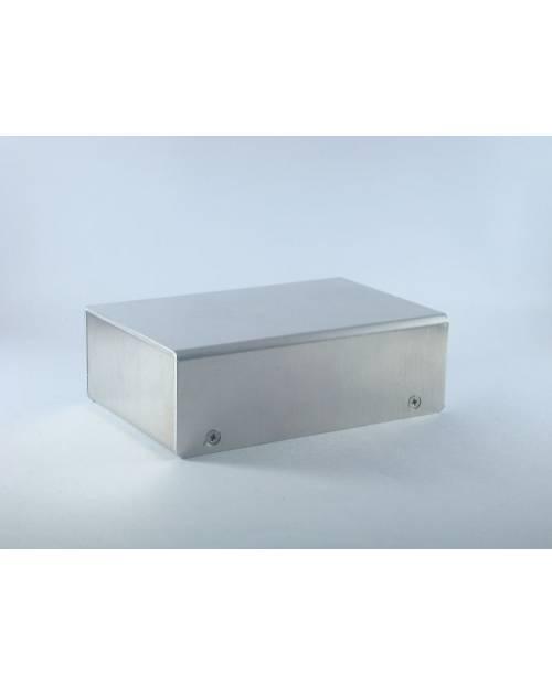 Gabinetes de aluminio plegado - Modelo W