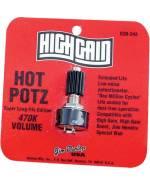Potenciometro para Wah Dunlop Hot Potz