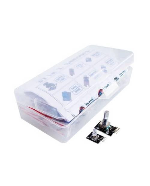 Pack de sensores Arduino 37 en uno