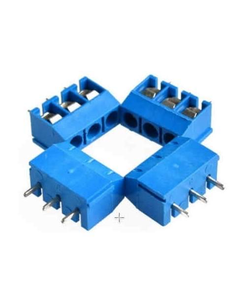 Bornera de 3 Terminales PCB